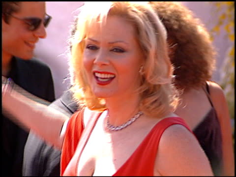 Jean Smart at the 2000 Emmy Awards at the Shrine Auditorium in Los Angeles California on September 10 2000