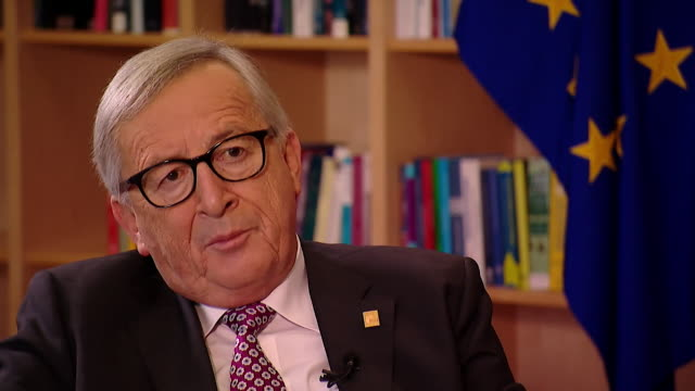JeanClaude Juncker asking 'is it a failure on the British behalf if you are telling the people year after year month after month day after day that...
