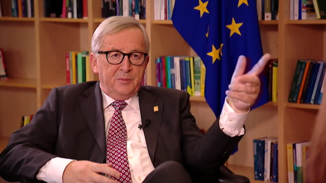 JeanClaude Juncker saying he always appreciated 'the British sense of pragmatism it was gift given by Britain' to the EU
