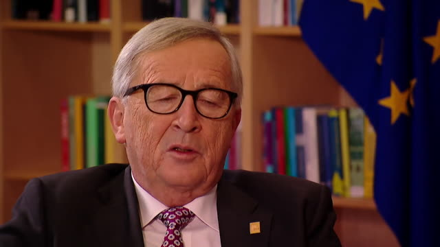 JeanClaude Juncker saying he doesn't understand why the British people feel they've been 'humiliated' in Brexit negotiations and that their points of...
