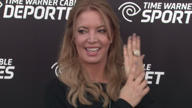 Jeanie Buss at Time Warner Sports Celebrates Launch Of Time Warner Cable Sportsnet And Time Warner Cable Deportes Networks on 10/1/2012 in El Segundo...