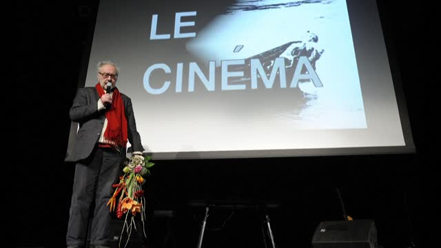 FRA: LONG PROFILE: French-Swiss film director Jean-Luc Godard