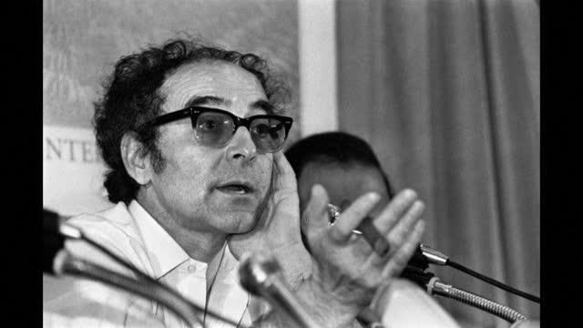 FRA: SHORT PROFILE: French-Swiss film director Jean-Luc Godard