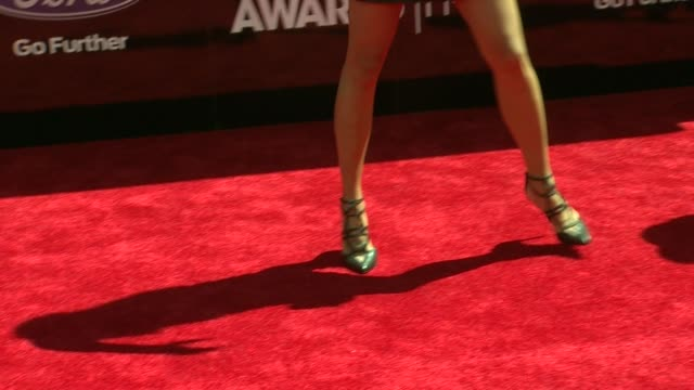 jeannie mai at the 2014 bet awards on june 29 2014 in los angeles california - bet awards stock videos and b-roll footage
