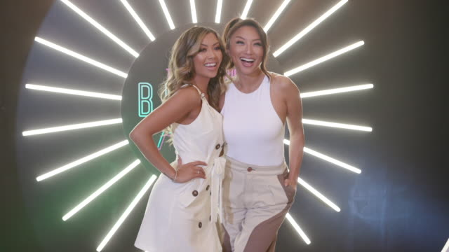 CA: Amazon's Treasure Truck hosts Electric Beauty Pop Up Experience with Jeannie Mai