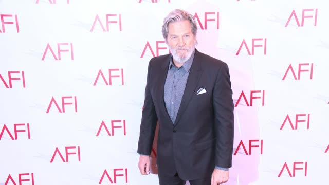 Jeff Bridges at 17th Annual AFI Awards at Four Seasons Hotel Los Angeles at Beverly Hills on January 06 2017 in Los Angeles California