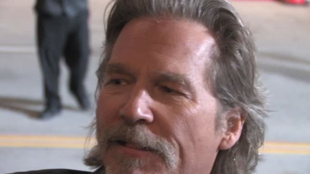 Jeff Bridges at 25th Film Independent Spirit Awards at the Celebrity Sightings in Los Angeles at Los Angeles CA