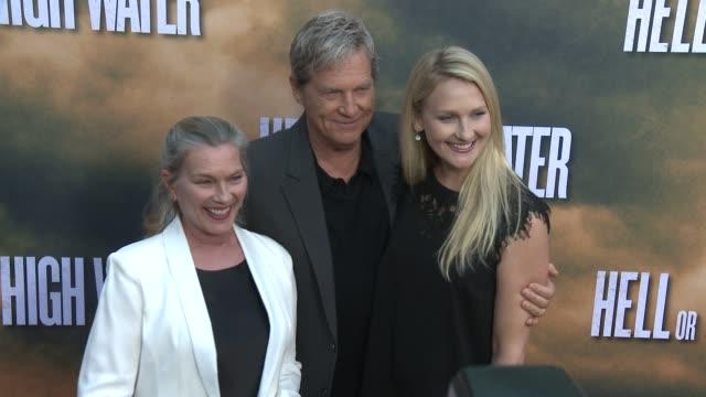 Jeff Bridges at Hell of High Water Premiere in Los Angeles CA