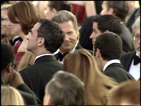 Jeff Bridges at the 2001 Academy Awards at the Shrine Auditorium in Los Angeles California on March 25 2001