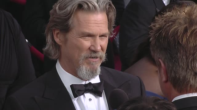 Jeff Bridges at the 82nd Annual Academy Awards Arrivals Part 2 at Los Angeles CA