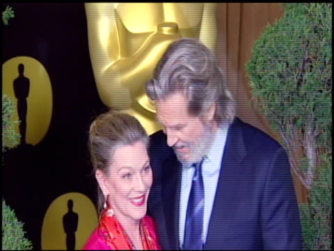 Jeff Bridges at the 83rd Academy Awards Nominations Luncheon at Beverly Hills CA