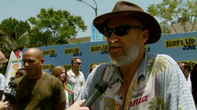 Jeff Bridges on having a beard because he's shooting 'Iron Man' with Robert Downey Jr his character in the film 'Big Z' working with Shia LaBeouf and...