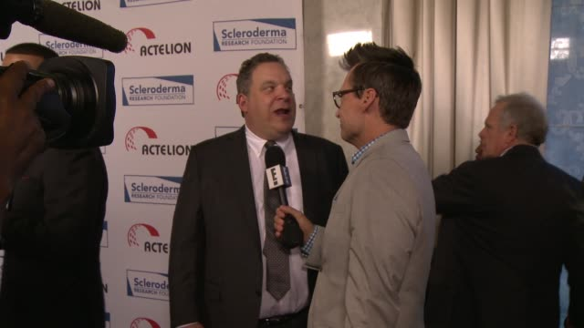 """Jeff Garlin at """"Cool Comedy / Hot Cuisine"""" An Evening Benefitting the Scleroderma Research Foundation in Los Angeles CA"""