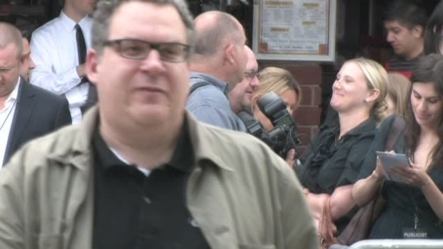 Jeff Garlin at the premiere of 'Super 8' in Westwood on 6/8/2011