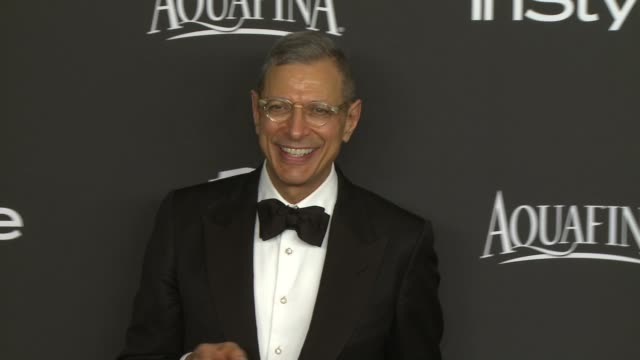 Jeff Goldblum at 16th Annual InStyle And Warner Bros Golden Globe AfterParty on January 11 2015 in Beverly Hills California