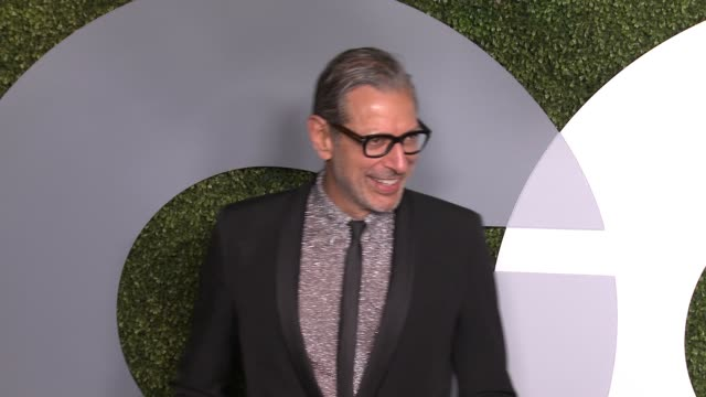 Jeff Goldblum at 2016 GQ Men Of The Year Party at Chateau Marmont on December 08 2016 in Los Angeles California