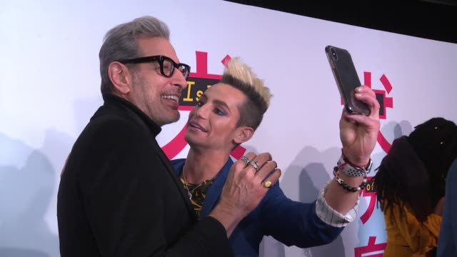 Jeff Goldblum at 'Isle of Dogs' New York Special Screening Presented by Fox Searchlight Pictures at The Metropolitan Museum of Art on March 20 2018...