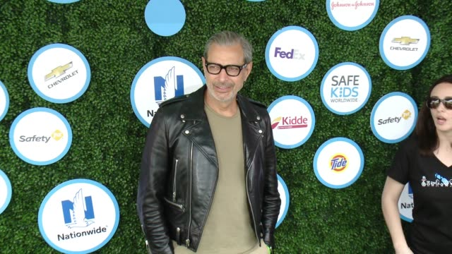 Jeff Goldblum at Safe Kids Day at Smashbox Studios on April 24 2016 in Culver City California