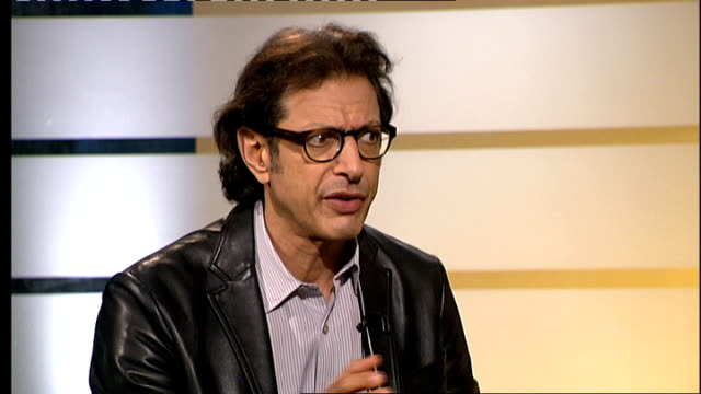Jeff Goldblum interview Goldblum interview SOT Do this until end of September and a couple of movies coming out in the meantime one called 'Switch'...