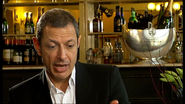 Jeff Goldblum interview The part came up as a surprise and a gift My agent was in touch with Warchus who was out in LA and he said he was doing...