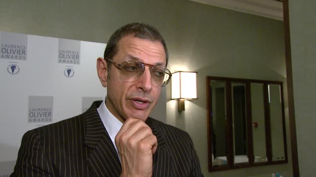 Jeff Goldblum talks about his new movie Adam Resurrected about concentration camp survivors shot on location in Israel and directed by Paul Schrader...