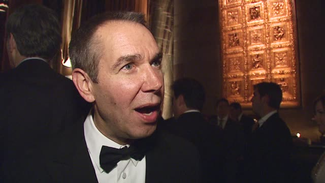 Jeff Koons/ Artist and Honoree Artistic Achievement Award He talks about working with Supreme and designing a series of skateboards called...