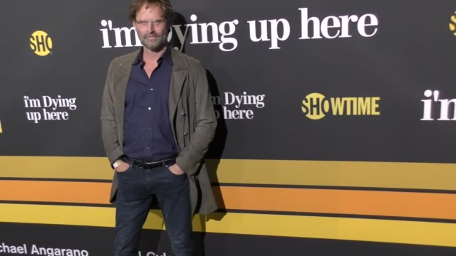 jeff nordling at the premiere of showtime's 'i'm dying up here' - arrivals on may 31, 2017 in los angeles, california. - showtime video stock e b–roll