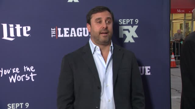Jeff Schaffer at the Premiere of FXX's The League Final Season and You're The Worst 2nd Season at Regency Bruin Theater on September 08 2015 in...