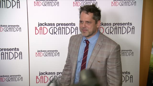 Jeff Tremaine at Jackass Presents Bad Grandpa New York Special Screening at Sunshine Landmark New York NY on 10/21/13 in New York NY