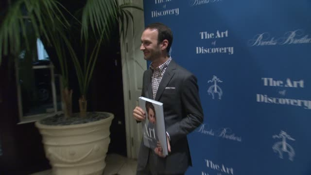 Jeff Vespa at Brooks Brothers Celebrates The Art Of Discovery Book Launch at Brooks Brothers Rodeo on October 23 2014 in Beverly Hills California