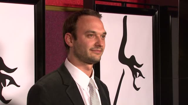 Jeff Vespa at the 'Nosebleed' Premiere on March 19 2008