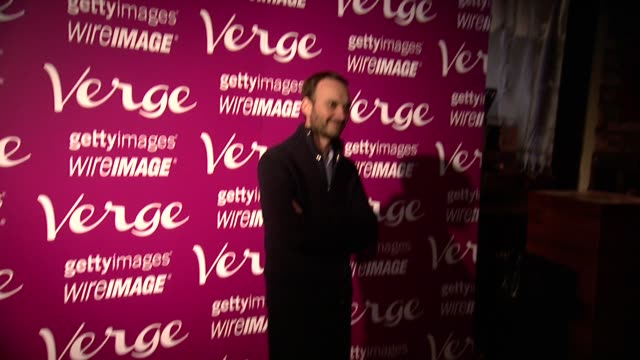 Jeff Vespa at Verge Sundance Party 2014 Park City at Village At The Lift on in Park City Utah