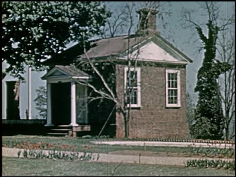 jefferson and monroe - 6 of 8 - トーマス ジェファーソン点の映像素材/bロール