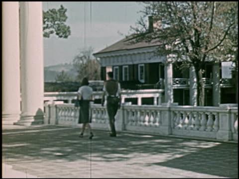 jefferson and monroe - 7 of 8 - トーマス ジェファーソン点の映像素材/bロール