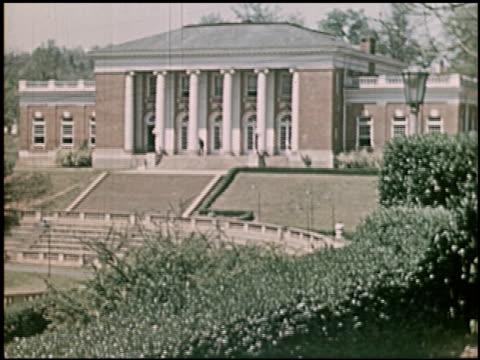 jefferson and monroe - 8 of 8 - university of virginia stock videos & royalty-free footage