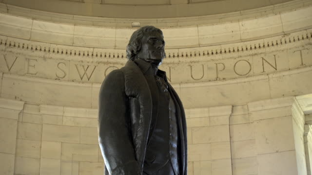 vidéos et rushes de mémorial de jefferson - jefferson memorial