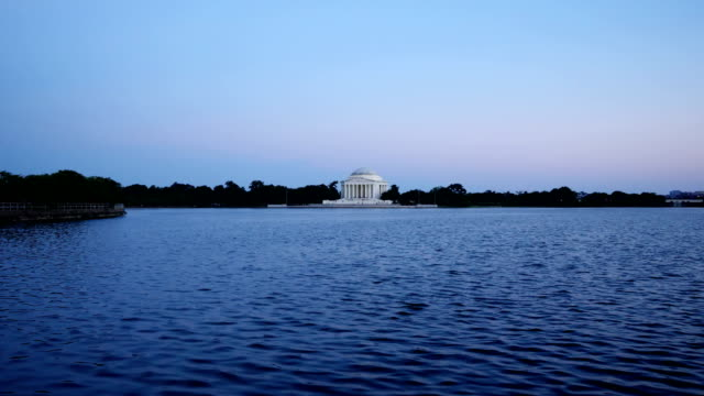 vidéos et rushes de jefferson memorial  - jefferson memorial