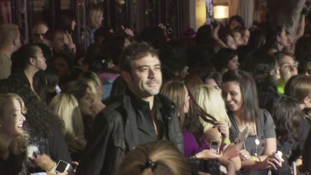 Jeffrey Dean Morgan at the 'Twilight' premiere at Los Angeles CA