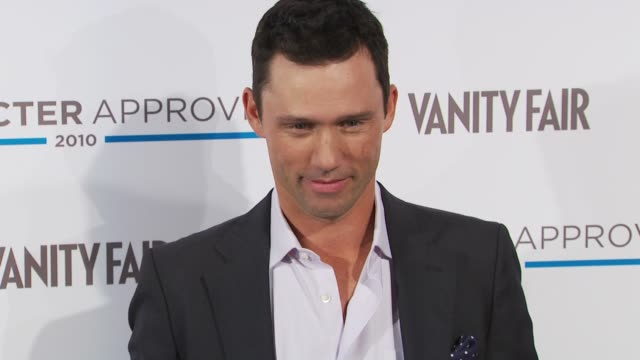 Jeffrey Donovan at the 2nd Annual Character Approved Awards Cocktail Reception at New York NY