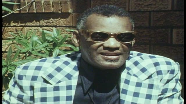 Jeffrey James interviews Ray Charles Sounds Unlimited program re career highlights so far and his other interests