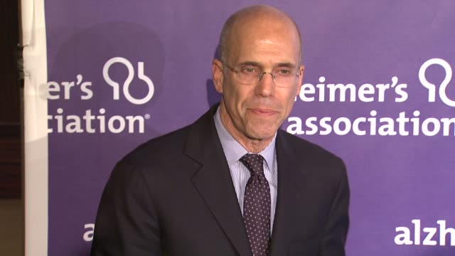 Jeffrey Katzenberg at the 19th Annual 'A Night At Sardi's' Benefitting The Alzheimer's Association at Beverly Hills CA