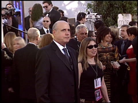 jeffrey tambor at the 2005 golden globe awards at the beverly hilton in beverly hills, california on january 16, 2005. - jeffrey tambor stock videos & royalty-free footage