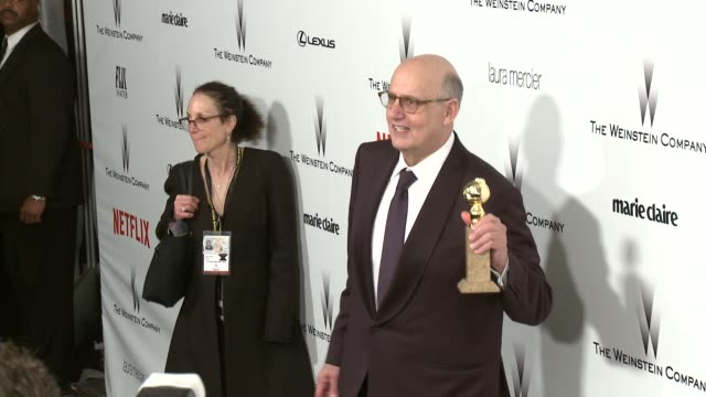 Jeffrey Tambor at the 2015 Weinstein Company And Netflix Golden Globe After Party at Robinsons May Lot on January 11 2015 in Beverly Hills California
