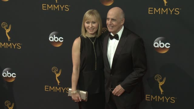 jeffrey tambor at the 68th annual primetime emmy awards arrivals at microsoft theater on september 18 2016 in los angeles california - microsoft theater los angeles stock videos and b-roll footage