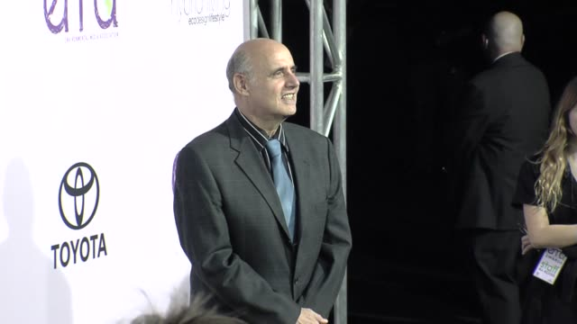 jeffrey tambor at the the 18th annual environmental media awards benefiting the environment at los angeles ca - environmental media awards stock videos & royalty-free footage