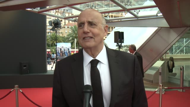 jeffrey tambor on his most memorable moment this week. on spending time with old friend matthew modine. on meeting the fans, on feeling inspired to... - jeffrey tambor stock videos & royalty-free footage