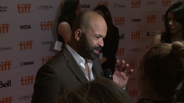 Jeffrey Wright at Princess of Wales Theatre on September 12 2018 in Toronto Canada