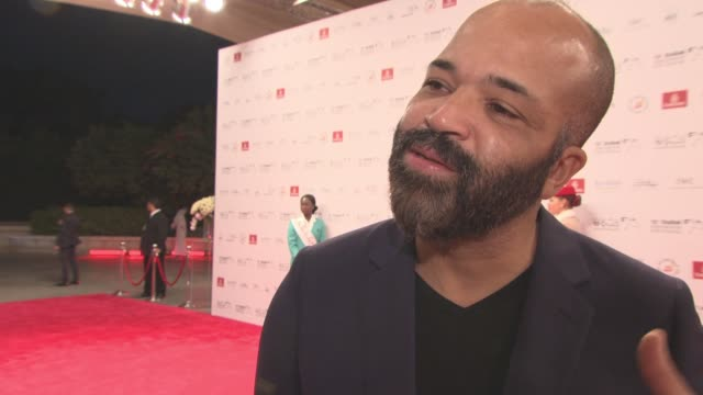 INTERVIEW Jeffrey Wright on why he wanted to come support the local films talks bringing Westworld to Dubai and why Dubai would be a good place for a...