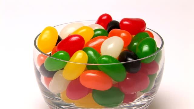 jelly beans - ジェリービーンズ点の映像素材/bロール