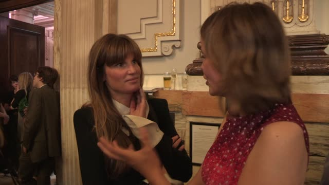 Jemima Khan at The New Statesman Centenary Party on June 20 2013 in London England